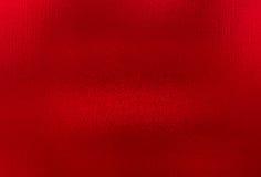 Κόκκινο υπόβαθρο σύστασης φύλλων αλουμινίου Στοκ εικόνα με δικαίωμα ελεύθερης χρήσης