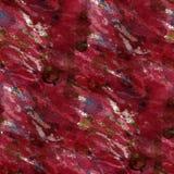 Κόκκινο υπόβαθρο watercolor καλλιτεχνών, τέχνη και άνευ ραφής backgro χρωμάτων διανυσματική απεικόνιση