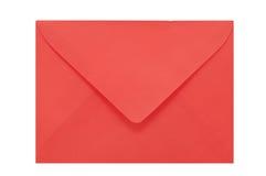 κόκκινο φακέλων Στοκ φωτογραφίες με δικαίωμα ελεύθερης χρήσης