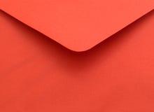 κόκκινο φακέλων Στοκ Εικόνες