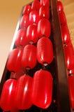κόκκινο φαναριών Στοκ Φωτογραφίες