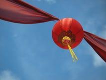 κόκκινο φαναριών Στοκ φωτογραφίες με δικαίωμα ελεύθερης χρήσης