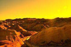 Κόκκινο φαράγγι βράχου στοκ εικόνες