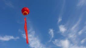 Κόκκινο φεστιβάλ φαναριών Στοκ φωτογραφία με δικαίωμα ελεύθερης χρήσης