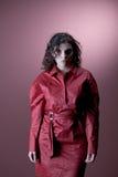 κόκκινο φορεμάτων Στοκ Εικόνα