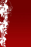 κόκκινο φύλλων ανασκόπησης Στοκ εικόνες με δικαίωμα ελεύθερης χρήσης