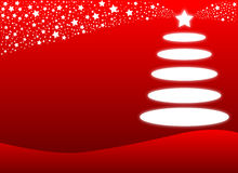 κόκκινο Χριστουγέννων αν&al Στοκ Φωτογραφία