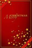 κόκκινο Χριστουγέννων κα Στοκ Φωτογραφίες