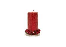 κόκκινο Χριστουγέννων κ&epsilo Στοκ φωτογραφίες με δικαίωμα ελεύθερης χρήσης