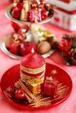 κόκκινο Χριστουγέννων στοκ φωτογραφίες με δικαίωμα ελεύθερης χρήσης