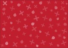 κόκκινο Χριστουγέννων Στοκ φωτογραφία με δικαίωμα ελεύθερης χρήσης