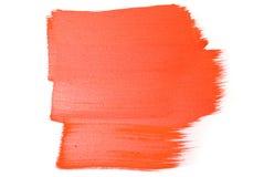 κόκκινο χρωμάτων στοκ εικόνα με δικαίωμα ελεύθερης χρήσης
