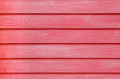 Κόκκινο χρωματισμένο ξύλινο υπόβαθρο σύστασης πινάκων τσιμέντου ινών σιταριού Στοκ Φωτογραφίες