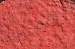 Κόκκινο χρώμα γκράφιτι Στοκ φωτογραφία με δικαίωμα ελεύθερης χρήσης