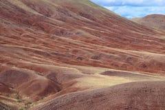 Κόκκινο χώμα στοκ φωτογραφία με δικαίωμα ελεύθερης χρήσης