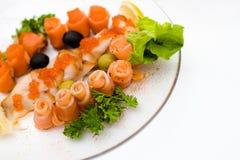 κόκκινο ψαριών λωρίδων Στοκ φωτογραφίες με δικαίωμα ελεύθερης χρήσης