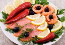 κόκκινο ψαριών Στοκ φωτογραφίες με δικαίωμα ελεύθερης χρήσης