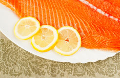 κόκκινο ψαριών Στοκ Εικόνα