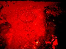 κόκκινο ύδωρ στοκ εικόνες