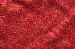 Κόκκινο ύφασμα ενδυμάτων Στοκ φωτογραφία με δικαίωμα ελεύθερης χρήσης