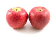 Κόκκινο ώριμο μήλο Στοκ φωτογραφία με δικαίωμα ελεύθερης χρήσης