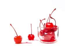 Κόκκινο chery Στοκ Εικόνα