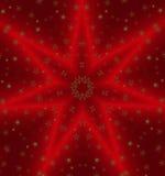 κόκκινο cristmas ανασκόπησης Στοκ εικόνες με δικαίωμα ελεύθερης χρήσης
