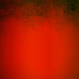 Κόκκινο Grunge που γρατσουνίζει το καλλιτεχνικό υπόβαθρο Στοκ Εικόνα