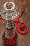 Κόκκινο sheesha Στοκ Φωτογραφίες
