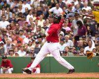 κόκκινο sox της Βοστώνης Δα&beta Στοκ εικόνες με δικαίωμα ελεύθερης χρήσης