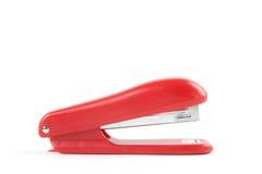 κόκκινο stapler Στοκ φωτογραφία με δικαίωμα ελεύθερης χρήσης
