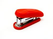 Κόκκινο stapler Στοκ Φωτογραφίες