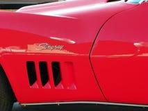 Κόκκινο Stingray Στοκ Εικόνα