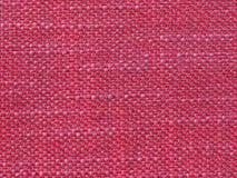 Κόκκινο swatch υφάσματος δείγμα Στοκ φωτογραφία με δικαίωμα ελεύθερης χρήσης