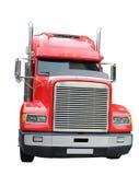 κόκκινο truck Στοκ φωτογραφία με δικαίωμα ελεύθερης χρήσης