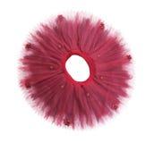Κόκκινο tutu στοκ εικόνες με δικαίωμα ελεύθερης χρήσης