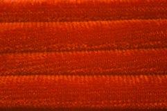 κόκκινο velour ανασκόπησης Στοκ φωτογραφία με δικαίωμα ελεύθερης χρήσης