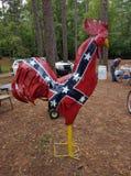 Κόκκορας Dixie στοκ φωτογραφία