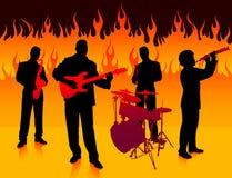 κόλαση ζωνών μουσική ελεύθερη απεικόνιση δικαιώματος