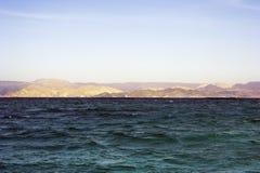 κόλπος Ισραήλ της Αιγύπτ&omicron Στοκ Εικόνες