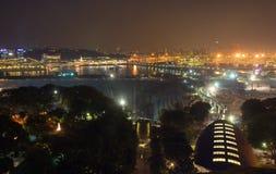 κόλπος Σινγκαπούρη Στοκ εικόνες με δικαίωμα ελεύθερης χρήσης