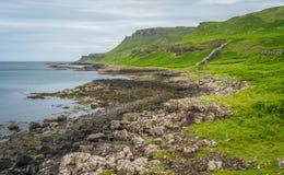 Κόλπος του Κάλγκαρι στο νησί Mull, Σκωτία Στοκ Φωτογραφίες