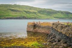 Κόλπος του Κάλγκαρι στο νησί Mull, Σκωτία Στοκ εικόνες με δικαίωμα ελεύθερης χρήσης