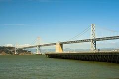 Κόλπος του Σαν Φρανσίσκο Όουκλαντ   Στοκ Εικόνες