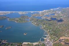 Κόλπος του Hull, Μασαχουσέτη Στοκ φωτογραφία με δικαίωμα ελεύθερης χρήσης