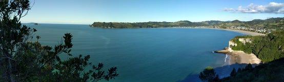 Κόλπος υδραργύρου, Νέα Ζηλανδία στοκ φωτογραφία