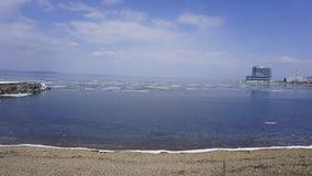 Κόλπος Amur την άνοιξη Αριθ. 9 vladivostok r στοκ φωτογραφία με δικαίωμα ελεύθερης χρήσης