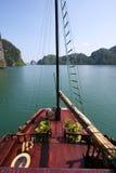 κόλπος halong Βιετνάμ Στοκ εικόνα με δικαίωμα ελεύθερης χρήσης