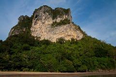 κόλπος nang Ταϊλάνδη AO Στοκ Εικόνες