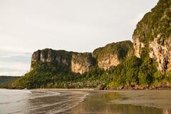 κόλπος nang Ταϊλάνδη AO Στοκ Φωτογραφία